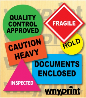 Warehouse / Inventory Control Labels